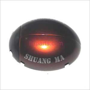 Shuang Ma 9128 Spare Parts: Head cover\Canopy
