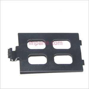 Shuang Ma 9128 Spare Parts: Battery cover