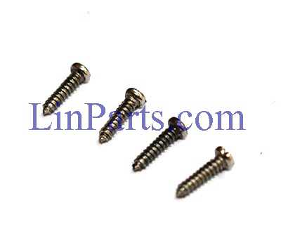 SJ R/C S70W RC Quadcopter Spare Parts: Blade fixing screw