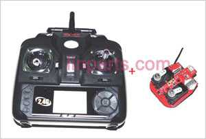 SYMA F3 Spare Parts: Remote Control\Transmitter and PCB\Controller Equipement