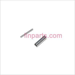 SYMA F3 Spare Parts: Iron stick in the inner shaft + Support aluminum pipe