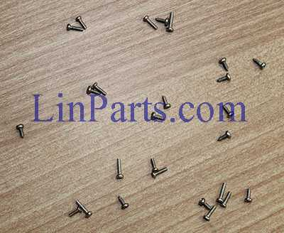 [New version]SYMA S39 RC Helicopter Spare Parts: Screws pack set