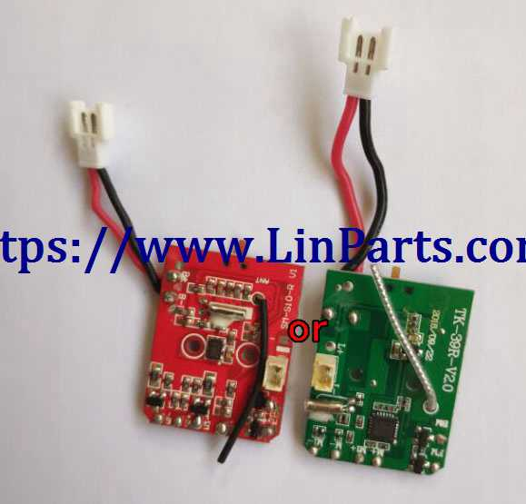 [New version]SYMA S39 RC Helicopter Spare Parts: PCB/Controller Equipement