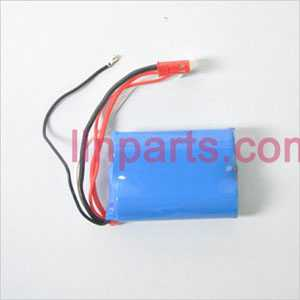 SYMA S031 S031G Spare Parts: New Battery 7.4V 1100mAh