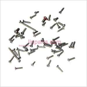 SYMA S031 S031G Spare Parts: Screws pack set