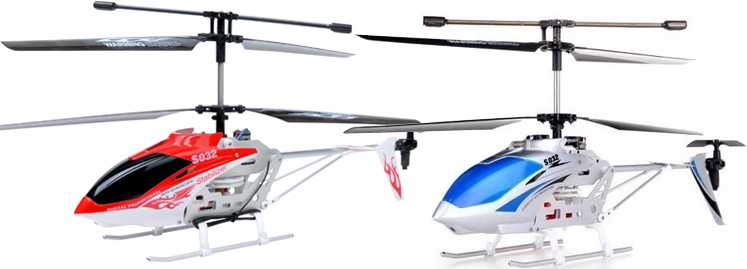 SYMA S032G S032 RC Helicopter