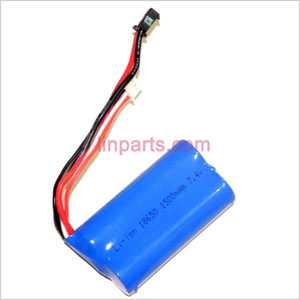 SYMA S033 S033G Spare Parts: Battery(7.4V 1500mAh)