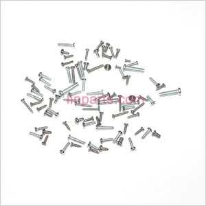 SYMA S033 S033G Spare Parts: Screws pack set