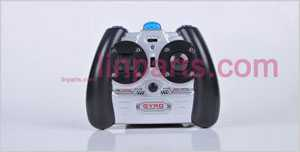 SYMA S102 S102G Spare Parts: Remote Control\Transmitter