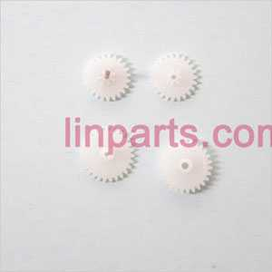SYMA S102 S102G Spare Parts: Gear set