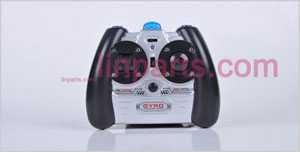SYMA S105 S105G Spare Parts: Remote Control\Transmitter