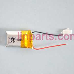 JJRC DHD D2 RC Quadcopter Spare Parts: Battery 3.7V 120mAh