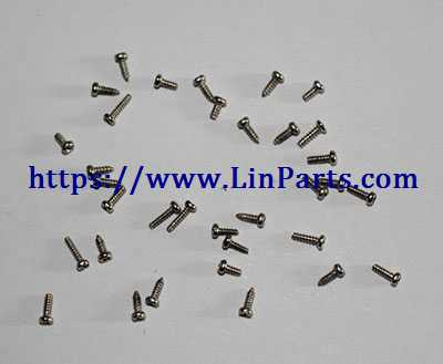 SYMA S107H RC Helicopter Spare Parts: Screws pack set