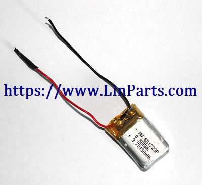 SYMA S107H RC Helicopter Spare Parts: Battery(3.7v 150mah)