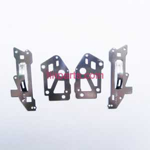 SYMA S107N Spare Parts: Main frame metal set