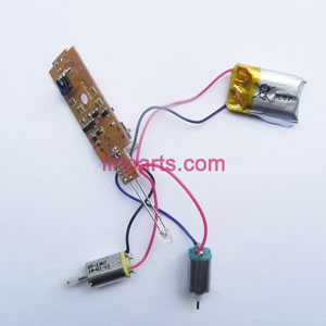 SYMA S107N Spare Parts: Main motor set+PCBController Equipement+Battery