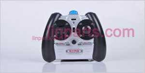 SYMA S111 S111G Spare Parts: Remote Control\Transmitter
