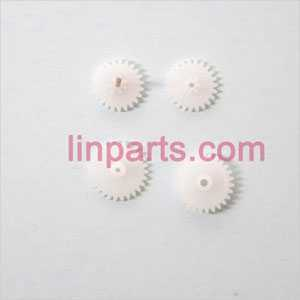 SYMA S111 S111G Spare Parts: Gear set