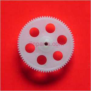 SYMA S113 S113G Spare Parts: Lower gear A