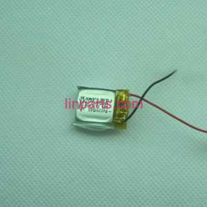 SYMA S2 Spare Parts: Battery 3.7V 150mAh