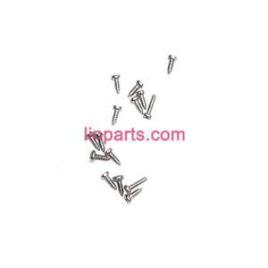 SYMA S2 Spare Parts: screws pack set