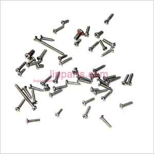 SYMA S31 Spare Parts: Screws pack set
