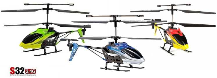 SYMA S32 RC Helicopter