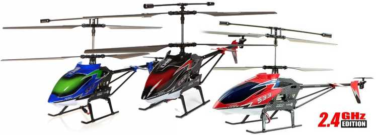 SYMA S33 RC Helicopter