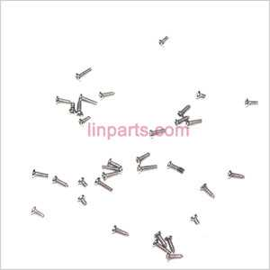 SYMA S36 Spare Parts: Screws pack set