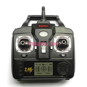 SYMA S37 Spare Parts: Remote Control/Transmitter