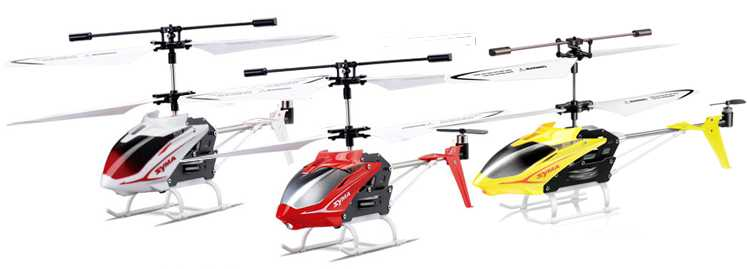 SYMA S5 RC Helicopter