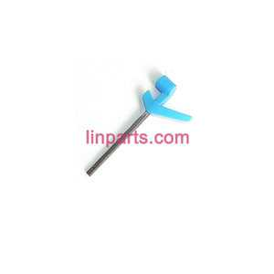SYMA S6 Spare Parts: Tail big pipe+Tail decorative(blue)