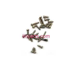 SYMA S8 Spare Parts: screws pack set