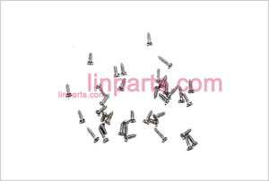 SYMA S800 S800G Spare Parts: screws pack set