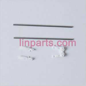 SYMA S800 S800G Spare Parts: Tail support bar(White)