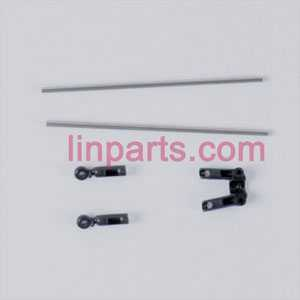 SYMA S800 S800G Spare Parts: Tail support bar(Black)