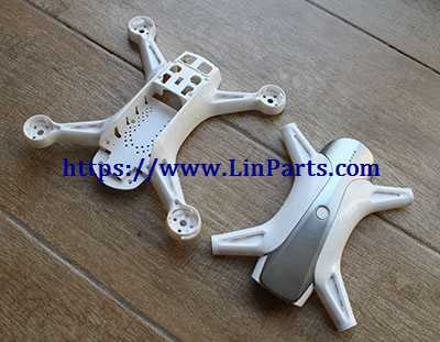 SYMA W1 W1 Pro RC Drone Spare Parts: Upper and lower case