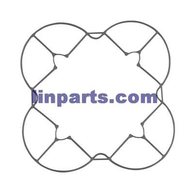 SYMA X11 X11C 4CH R/C Remote Control Quadcopter Spare Parts: Protecting frames