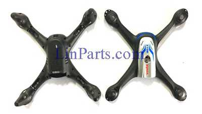 SYMA X15 RC Quadcopter Spare Parts: Fuselage[black]