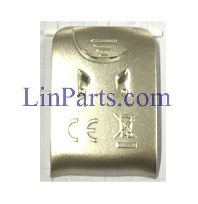 SYMA X21W RC QuadCopter Spare Parts: Battery cover[Golden]
