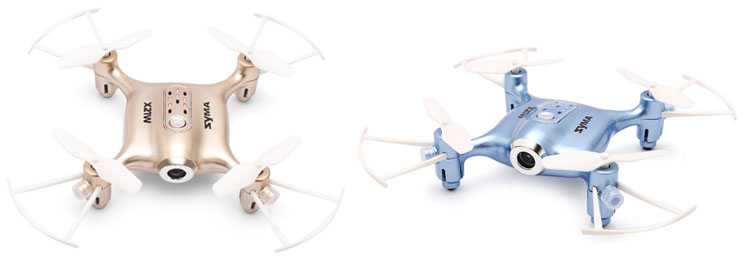 SYMA X21W FPV RC QuadCopter