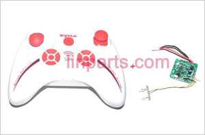 SYMA X3 Spare Parts: Remote Control\Transmitter and PCB\Controller Equipement