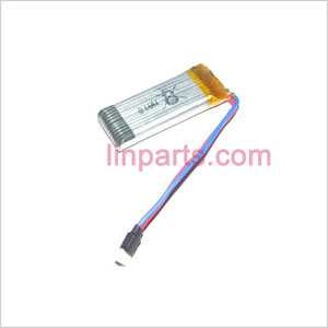 3.7v 350mAh Battery (Air-to-air plug)