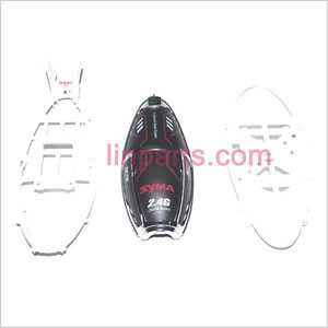 SYMA X3 Spare Parts: Head cover\Canopy set