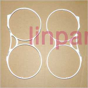 SYMA X3 Spare Parts: Outer frame