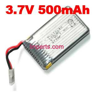 SYMA X5C Quadcopter Spare Parts: Battery 3.7V 500mAh