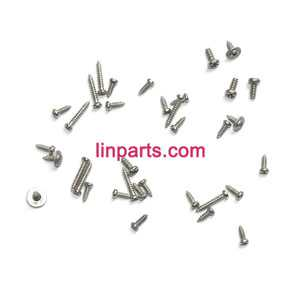 SYMA X5C Quadcopter Spare Parts: screws pack set