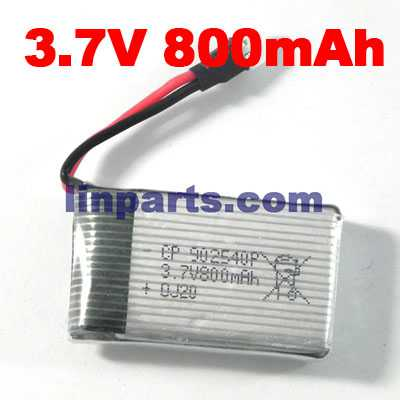 SYMA X5C Quadcopter Spare Parts: Battery 3.7V 800mAh