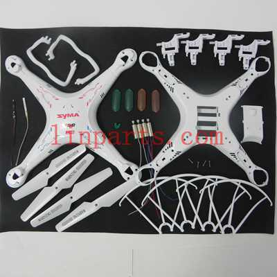 SYMA X5C Quadcopter Spare Parts:Big parts set