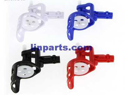 SYMA X5C Quadcopter Spare Parts: Motor deck(Red, blue, black, white)
